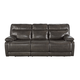Palladum Reclining Sofa in Metal U7260188