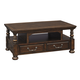 Brosana Lift Top Cocktail Table in Brown T638-9