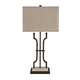 Malik Metal Table Lamp in Brown L531044