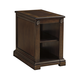 Lamonte Chairside End Table in Brown T868-7