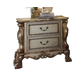 Acme Dresden 2-Drawer Nightstand 23163 SPECIAL