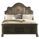 Coaster Carlsbad California King Panel Bed in Vintage Espresso 204041KW