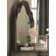 Coaster Carlsbad Beveled Mirror in Vintage Espresso 204044