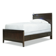 Universal Smartstuff Freestyle Twin Reading Bed in Mocha 1371037