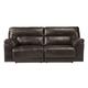 Barrettsville DuraBlend® 2 Seat Reclining Sofa in Chocolate 4730181