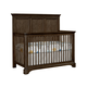 Stone & Leigh Chelsea Square Build-To-Grow Crib in Raisin 584-13-50