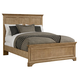 Stone & Leigh Chelsea Square Queen Panel Bed in French Toast 584-63-45