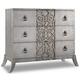 Hooker Furniture Mélange Sinclair Chest 638-85268-SLV