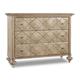 Hooker Furniture Mélange Em Three-Drawer Chest 638-85259-LTBR