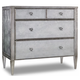 Hooker Furniture Mélange Urbane Mirrored Chest 638-85256-SLV