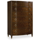 Hooker Furniture Skyline Chest in Cathedral Cherry 5336-90010