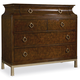 Hooker Furniture Skyline Bureau in Cathedral Cherry 5336-90011