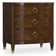 Hooker Furniture Skyline Three-Drawer Nightstand in Cathedral Cherry 5336-90016