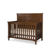 Legacy Classic Kids Big Sur Grow With Me Convertible Crib in Saddle Brown 4920-8900