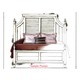 Liberty Covington Cottage I King Poster Bed in Sunset Brown