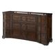 Aico Bella Cera 9 Drawer Dresser in Capri 38050-45