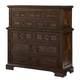 Aico Bella Cera 9 Drawer Chest in Capri 38070-45