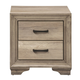 Liberty Sun Valley Nightstand in Sandstone 439-BR61