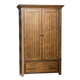 Liberty Mill Creek Armoire in Rustic Cherry