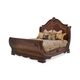 Aico Bella Veneto King Sleigh Bed in Cognac 9051000EK3-202