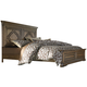Liberty Amelia Queen Panel Bed in Antique Toffee 487-BR-QPB