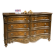 Liberty Chamberlain Court Drawer Dresser in Rich Auburn 491-BR31