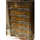 Liberty Chamberlain Court 6-Drawer Chest in Rich Auburn 491-BR41