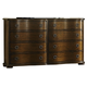 Liberty Cotswold Drawer Dresser in Cinnamon 545-BR31