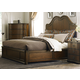 Liberty Cotswold Queen Panel Bed in Cinnamon 545-BR-QPB