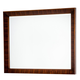 Aico Cloche Dresser Mirror in Bourbon 10060-32