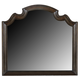 Liberty Tuscan Valley Mirror in Weathered Oak 215-BR51