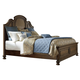 Liberty Tuscan Valley King Panel Bed in Weathered Oak