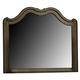 Liberty Cotswold Landscape Mirror in Cinnamon 545-BR52