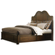 Liberty Cotswold King Panel Bed in Cinnamon 545-BR-KPB