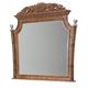 Aico Excursions Dresser Mirror in Caramel Cashmere 9081060-109