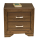 Liberty Taylor Court Nightstand in Walnut 546-BR61