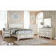 Fairfax Home Furnishings Tiffany 4-Piece Bedroom Set