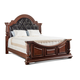 Fairfax Home Furnishings Casa del Mar Queen Upholstered Bed