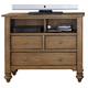 Liberty Southern Pines II Media Chest in Vintage Light Pine 918-BR45
