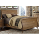 Liberty Southern Pines II Queen Sleigh Bed in Vintage Light Pine