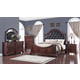 Fairfax Home Furnishings Casa del Mar 4-Piece Bedroom Set