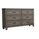 Liberty Grayton Grove Drawer Dresser in Driftwood 573-BR31