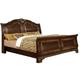 Fairfax Home Furnishings Simone King Sleigh Bed