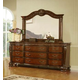 Fairfax Home Furnishings Simone Dresser 6545?10