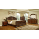 Fairfax Home Furnishings Simone 4-Piece Bedroom Set