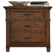 Liberty Rocky Mountain 2-Drawer Nightstand in Whiskey Brown 616-BR61