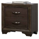 Liberty Hartly Nightstand in Gray Wash 283-BR61