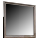 Liberty Hartly Mirror in Gray Wash 283-BR51