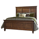 Liberty Rocky Mountain King Panel Bed in Whiskey Brown 616-BR-KPB