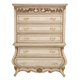 Aico Platine de Royale 6 Drawer Chest in Champagne 09070-201